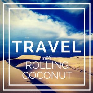 Travel Blog Ooaworld Rolling Coconut